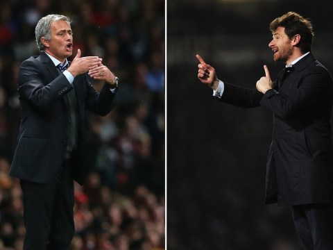 Andre Villas-Boas denies Chelsea clash is all about beating Jose Mourinho