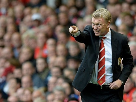David Moyes demands more from Wayne Rooney ahead of Manchester derby