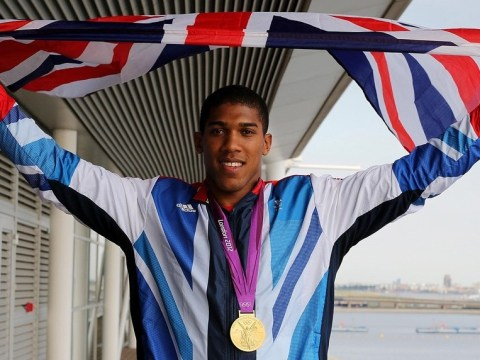 Olympic boxing gold medallist Anthony Joshua set for tricky London debut