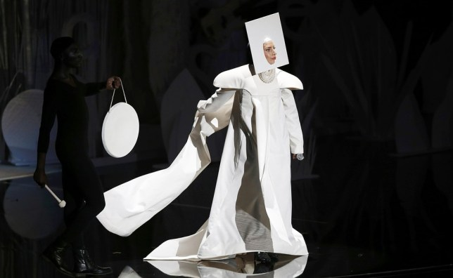 Lady Gaga will take to the stage at the YouTube Awards (Picture: Reuters)