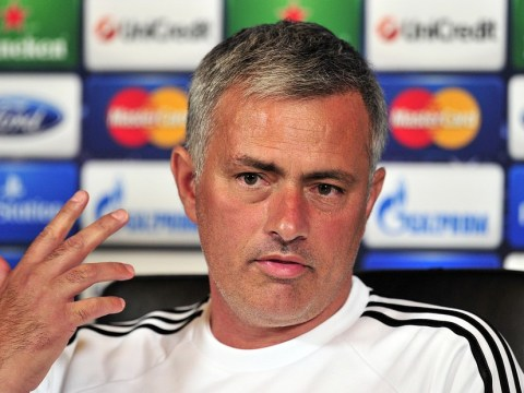 Jose Mourinho hopes 'funny' training session will boost Chelsea players ahead of west London derby