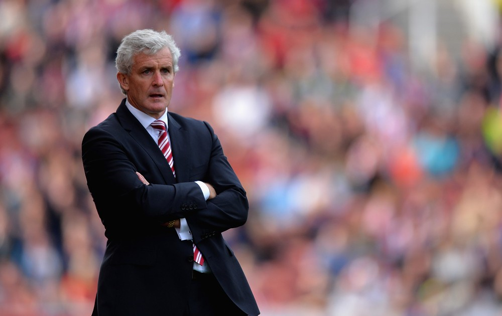 Job done for Mark Hughes as Stoke City head into fourth round of League Cup with win over Tranmere