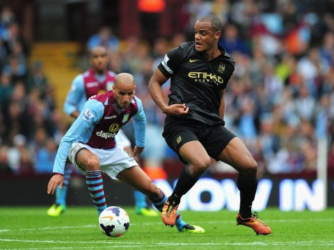 Vincent Kompany expects a positive reaction to Manchester City's shock defeat at Aston Villa
