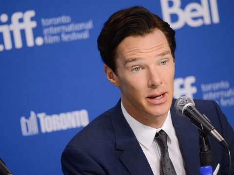 Sherlock's Benedict Cumberbatch voted sexiest actor in the world