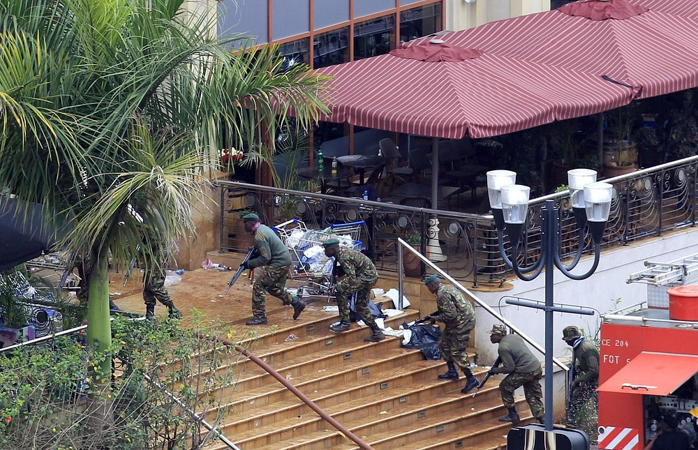 Nairobi shopping mall terrorists insist they're not finished as fighting continues