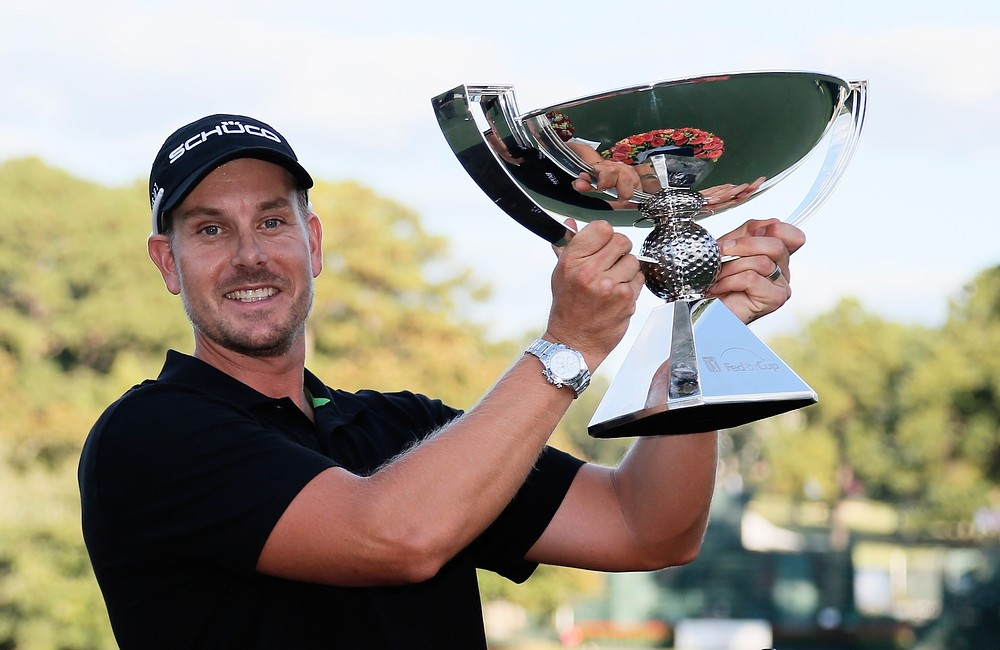 Henrik Stenson lands £7million windfall after victory in Tour Championship sees him top the FedEx Cup standings