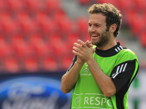 Juan Mata happy to continue 'amazing' two years at Chelsea