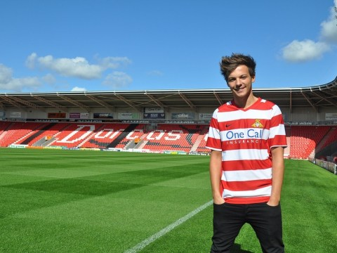 Gabriel Agbonlahor challenge rules One Direction's Louis Tomlinson out of Doncaster reserves match
