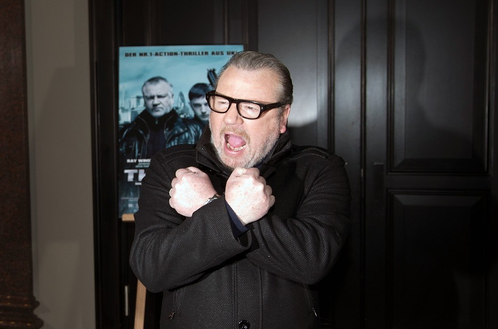 Ray Winstone hits out at 'too PC' Britain as he claims people call the police too much