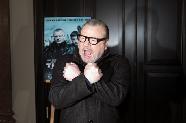 Ray Winstone hits out at 'too PC' Britain and claims people