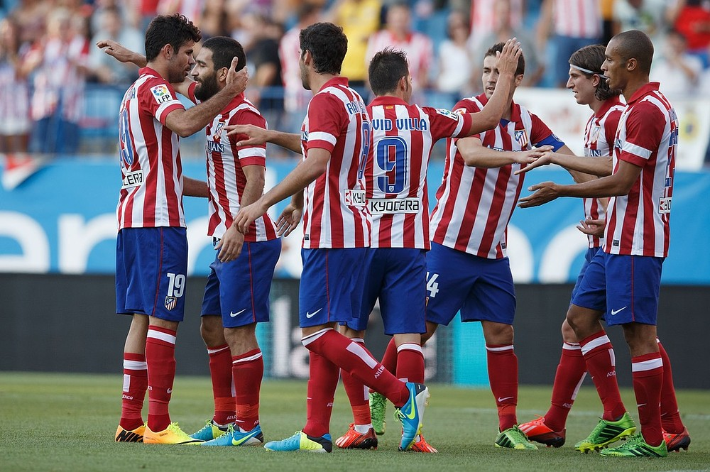 Atlético Madrid's summer dealings continue to amaze