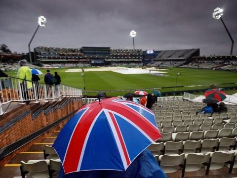 England's third one-day international against Australia at Edgbaston abandoned due to rain