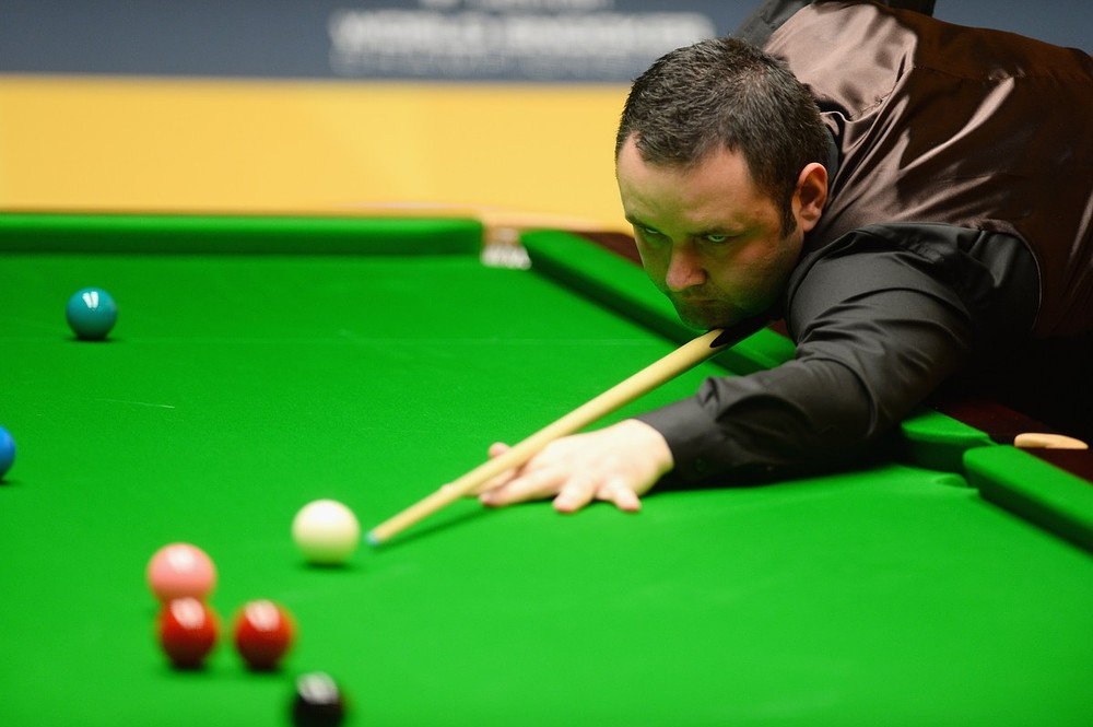 Stephen Maguire tumbles to first-round defeat at Shanghai Masters