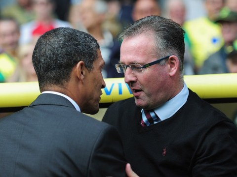 Norwich sink at the hands of Aston Villa and Paul Lambert… again