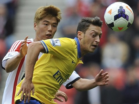 Mesut Ozil 'couldn't cope with Real Madrid pressure', claims president Florentino Perez