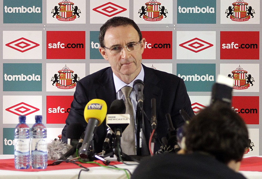 The Tipster: Former Celtic boss Martin O'Neill is odds-on favourite to be the next Ireland manager
