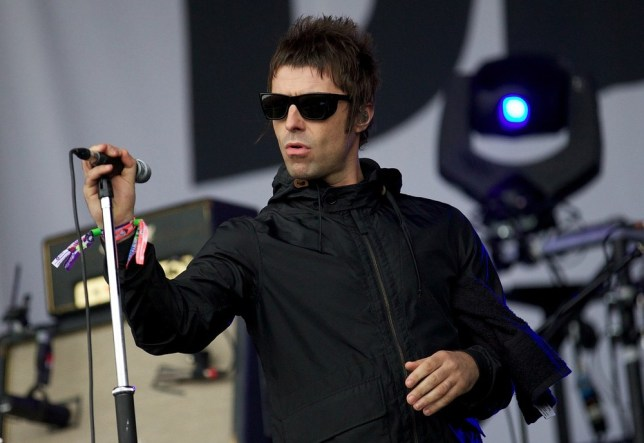 Liam Gallagher is producing the Beatles film  (Picture: AFP/Getty Images)