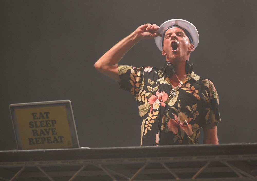 Bestival 2013: Fatboy Slim didn't disappoint with 10th birthday set
