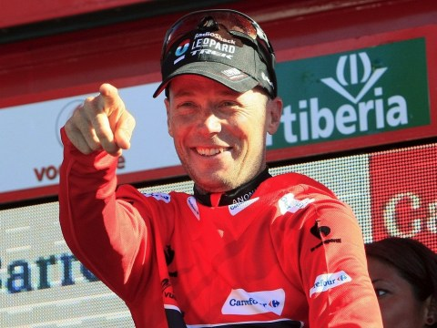 Radioshack hit back at authorities as Vuelta a Espana winner Chris Horner misses random drugs test