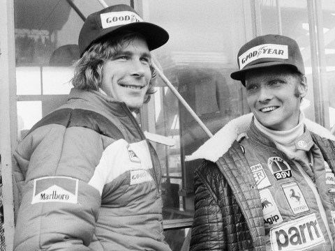 James Hunt was a charming character but he drank, smoked and womanised too much, says Murray Walker