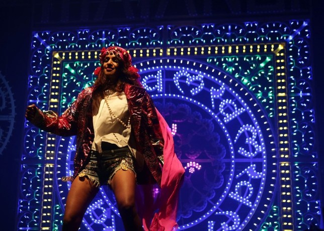 M.I.A. has cleared up her new song lyrics (Picture: PA Wire/Press Association Images)