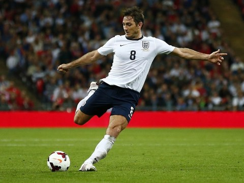 Frank Lampard to win 100th England cap against Ukraine