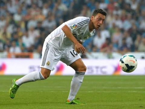 Mesut Ozil: Arsene Wenger's trust convinced me to join Arsenal