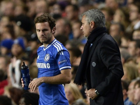 Juan Mata is a winger not first choice no.10 in my system, says Jose Mourinho