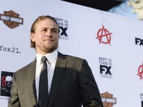 Fifty Shades of Grey film bosses hire bodyguards to protect Charlie Hunnam from fans