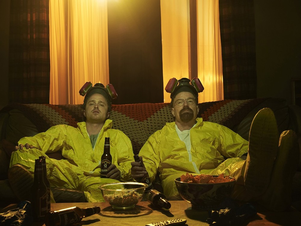 How to cope with life after Breaking Bad