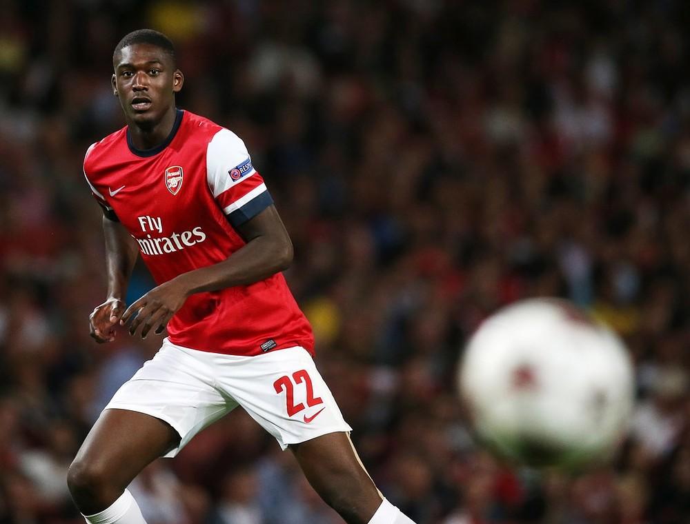 Yaya Sanogo makes shock start for Arsenal against Bayern Munich