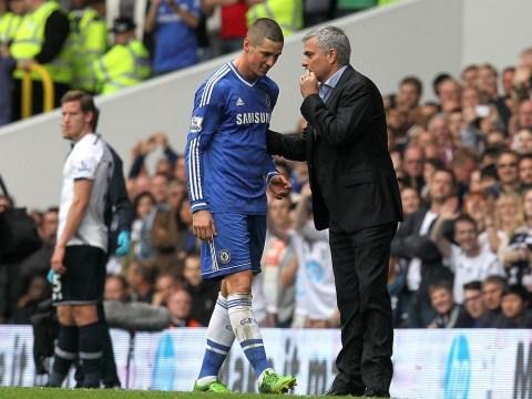 Chelsea boss Jose Mourinho labels Jan Vertonghen 'a disgrace' after Fernando Torres dismissal