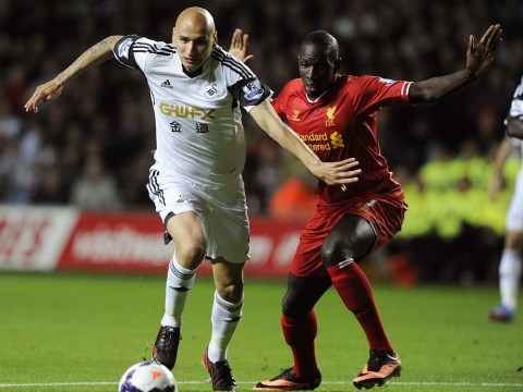 All eyes on Jonjo Shelvey as Swansea deny Liverpool fourth successive win