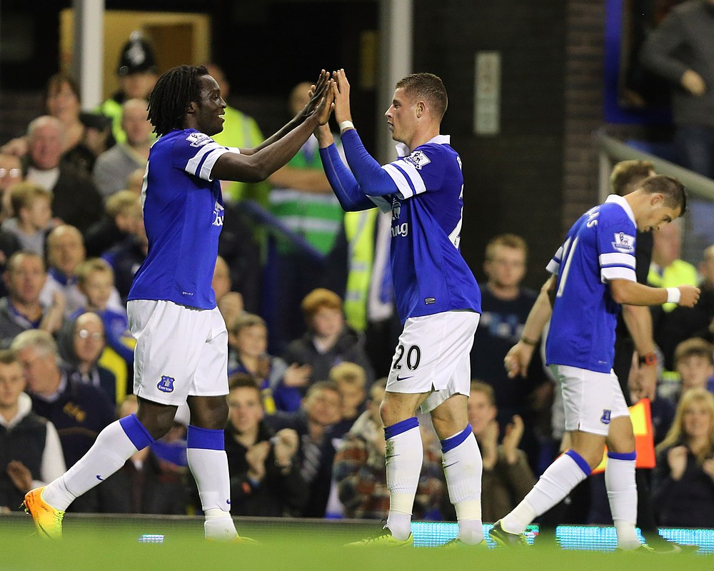 'Unplayable' Romelu Lukaku will only get stronger, warns Everton boss Roberto Martinez