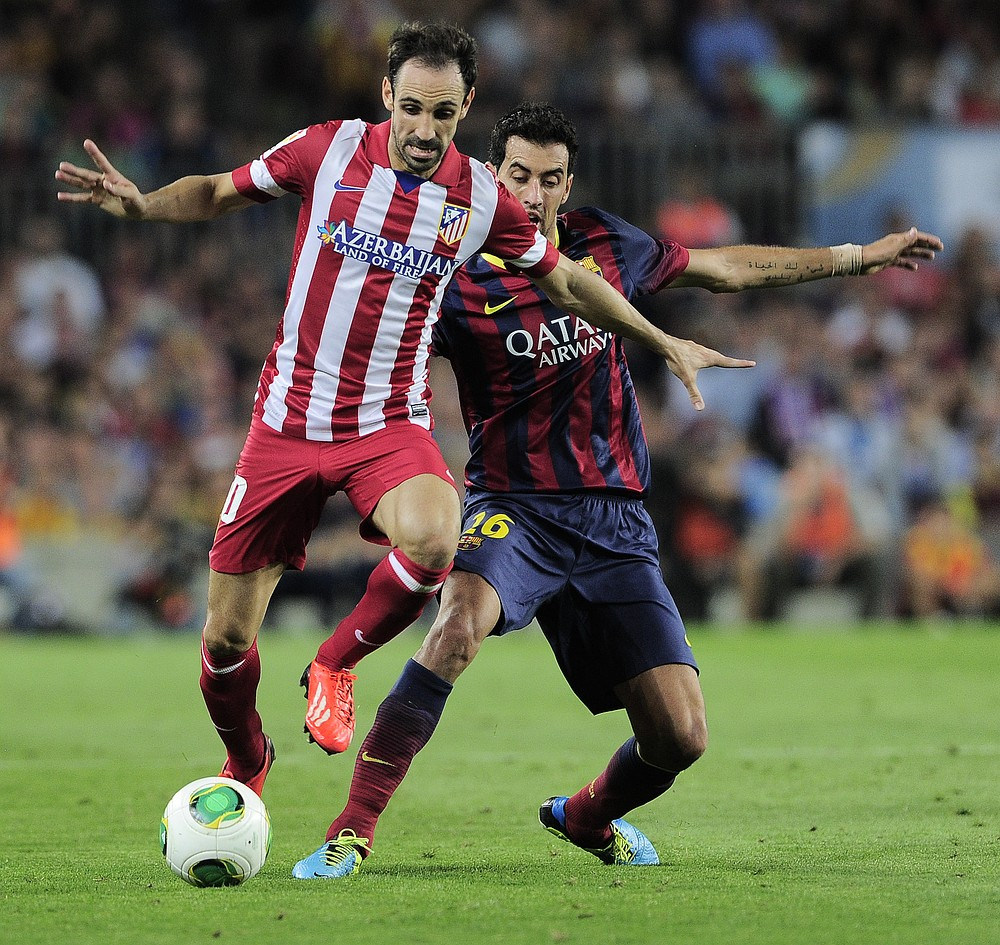 Juanfran: I turned down Arsenal to sign new Atletico Madrid contract