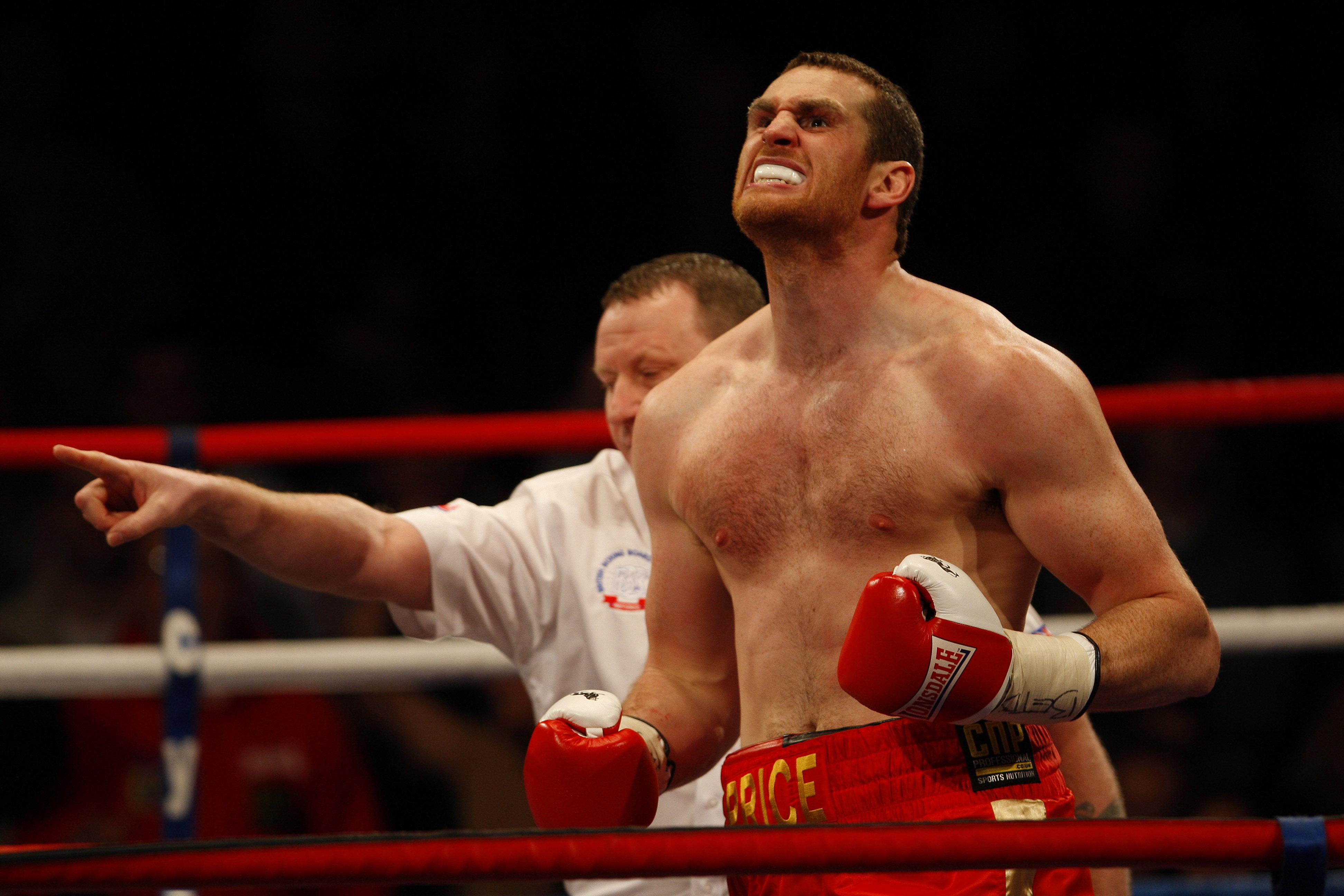 David Price: I'll launch my heavyweight comeback against 'loser' Tyson Fury