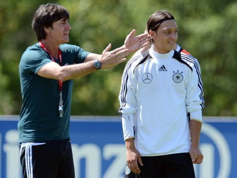 Real Madrid are mad to sell Mesut Ozil to Arsenal, says Germany boss Joachim Low