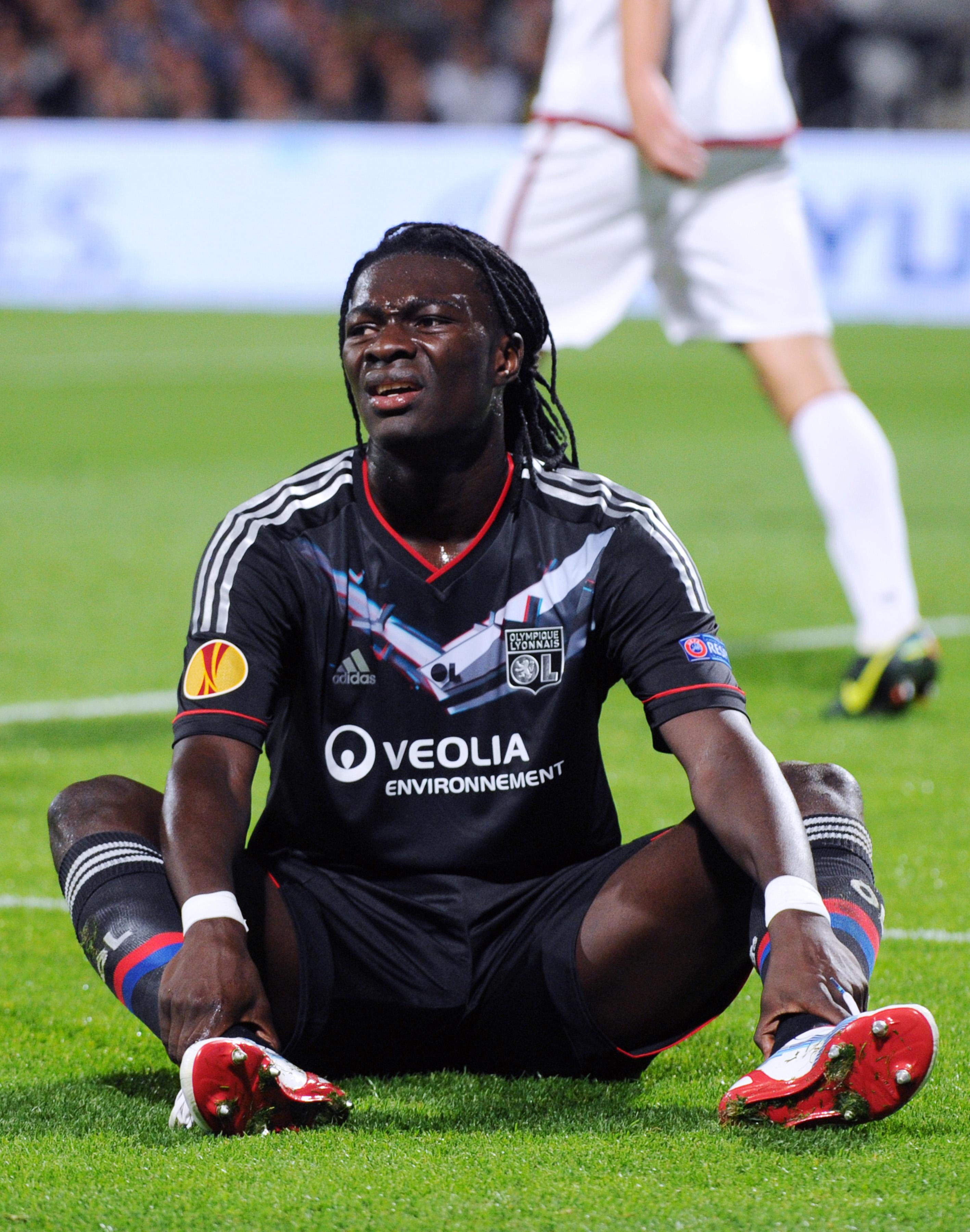 Bafetimbi Gomis will not join Newcastle, says Lyon president Jean-Michel Aulas