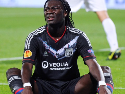 Bafetimbi Gomis will not join Newcastle, says Lyon president Jean-Michel Aulas