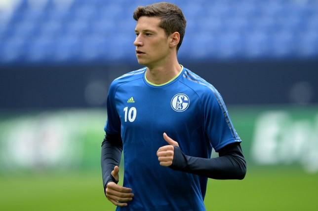 FC Schalke 04 - Press Conference & Training