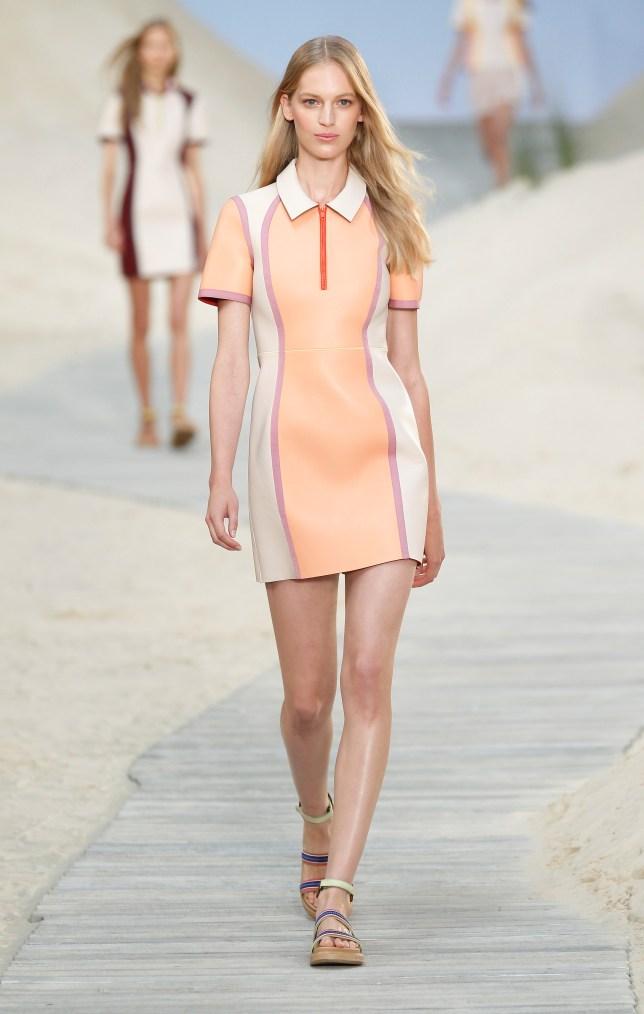 45d282410e20 New York Fashion Week: Tommy Hilfiger   Metro News