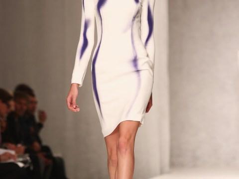 London Fashion Week: Marios Schwab has curves in the can