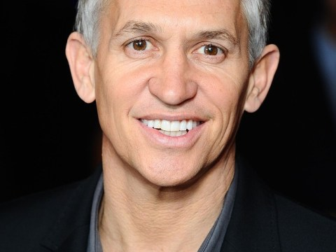 Gary Lineker laces up to show he's backing gay players