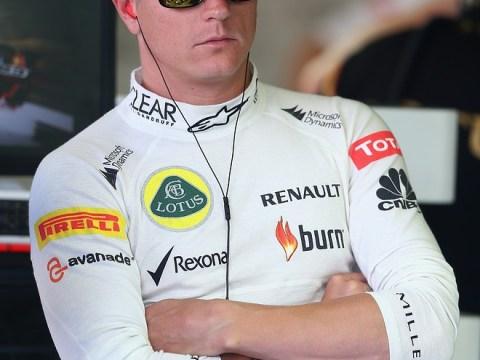 Lotus not giving up on keeping Kimi Raikkonen despite Ferrari talk