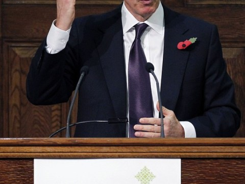 Tony Blair: Action should be taken against Bashar al-Assad if Syria doesn't give up chemical weapons
