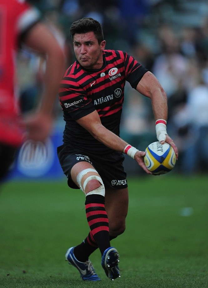 Saracens back-row Jackson Wray determined to play a role in club's success