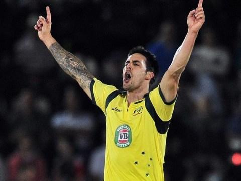 Mitchell Johnson's too quick for his detractors, says Australia team-mate Adam Voges