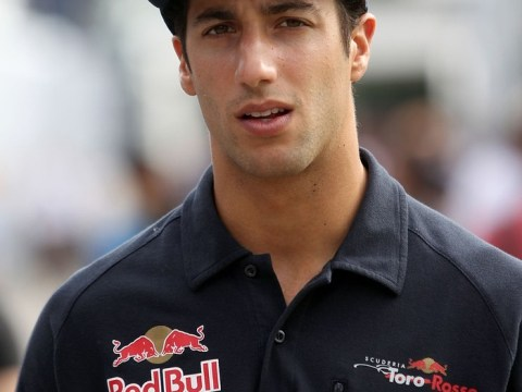 Red Bull name Daniel Ricciardo as Mark Webber's replacement for next season