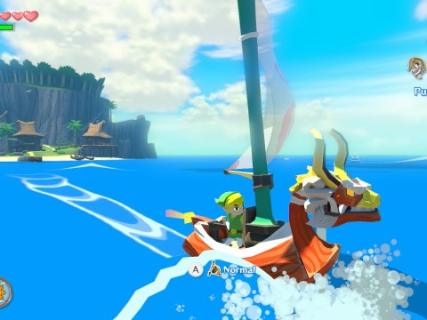 Legend of Zelda: The Wind Waker HD – A love letter