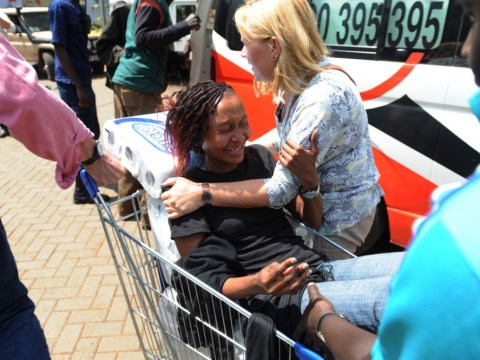 British citizens warned over safety after Nairobi shopping mall gun attack leaves '20 dead'